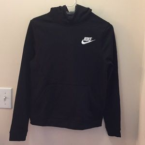 Kids Nike Pullover hoodie Large and Medium